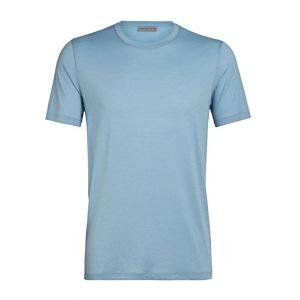 Icebreaker Men's Tech Lite Short Sleeve Crewe T-Shirt Waterfall