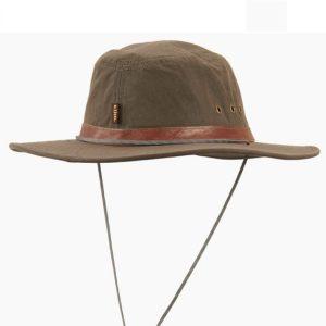 Kuhl Endurawax Bush Hat Dark Khaki